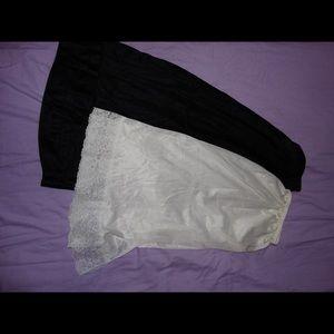 Other - Skirt slips